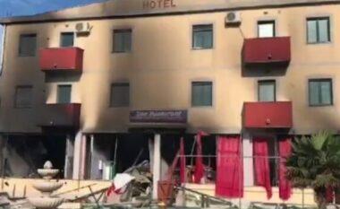 """""""Djegie të gradës së 4-t"""", QSUT tregon gjendjen e 4 të lënduarve nga shpërthimi i bombolës: Janë në rrezik për jetën"""