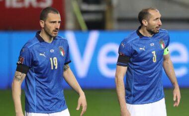 Chiellini hap polemikat për mbërritjen në finale të Anglisë: E parashikueshme, luajtën 6 ndeshje në shtëpi