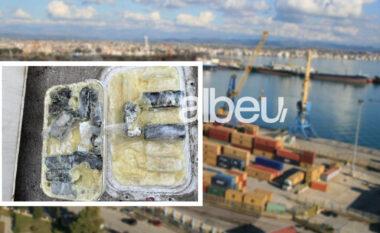 Një tjetër sasi kokaine kapet në Portin e Durrësit