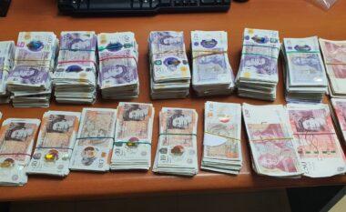 Kapet në Kakavijë shqiptari me 94 mijë paund, i kishte fshehur në makinë