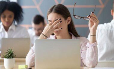 Çfarë të bëni nëse ju thahen syë nga ajri i kondicionuar?