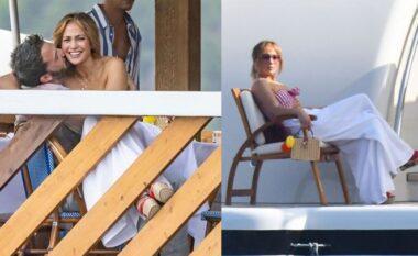 Jennifer Lopez dhe Ben Affleck nuk fshihen më, puthje e përqafime në publik (FOTO LAJM)