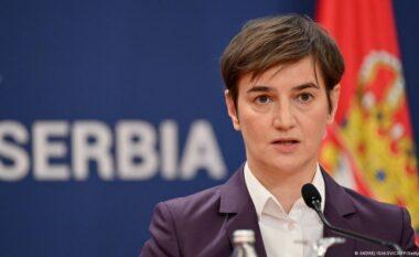 Dialogu me Kosovën, Brnabiç: Me Albin Kurtin nuk flitet