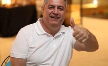 """""""Do ta fitoj unë"""", Shakohoxha shpall zyrtarisht kandidaturën për president të FSHF"""