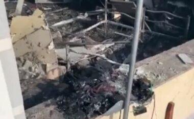 Pamje tmerri! Shihni çfarë ka mbetur nga shpërthimi i bombolës ku u plagosën 4 familjarë në Velipojë (FOTO LAJM)