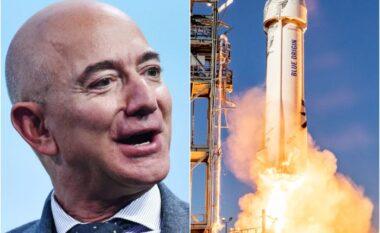 Ëndrra po realizohet, Jeff Bezos do të udhëtojë sot në hapësirë