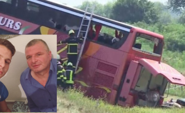 Flet djali i shoferit të vdekur në aksidentin në Kroaci: 3-4 ditë rrugë, vetëm një natë pushim (FOTO LAJM)