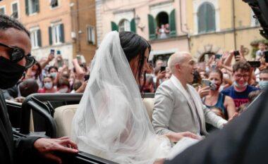 Nuk mund të ketë gëzim më të madh, futbollisti italian martohet pas triumfit në Europian  (FOTO LAJM)