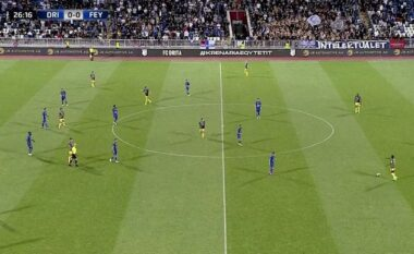 Drita merr një barazim historik ndaj Feyenoord