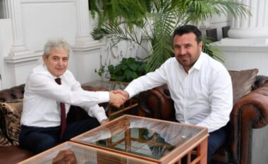 Zaev dhe Ahmeti bien dakort të bashkëpunojnë në zgjedhjet lokale