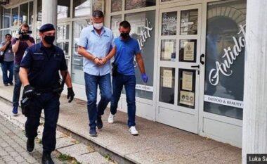I prangosur, shoferi i autobusit që u aksidentua në Kroaci dërgohet në Prokurori