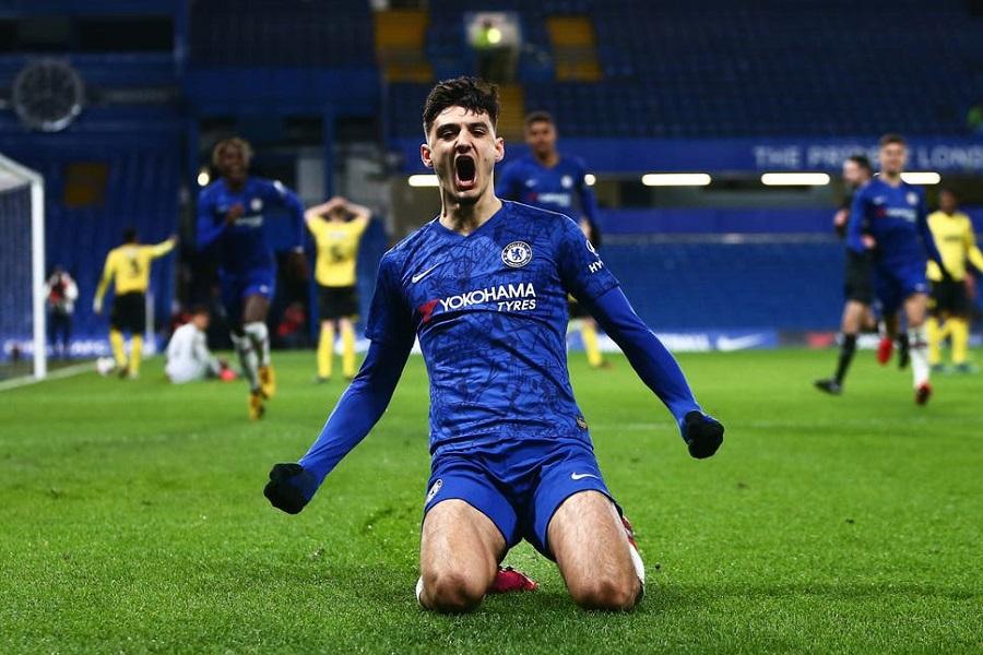 Armando Broja shënon edhe në Dublin, këtë herë e pëson Chelsea