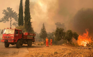 Zjarret në fshatra dhe pranë resorteve turistike, si paraqitet situata në Turqi