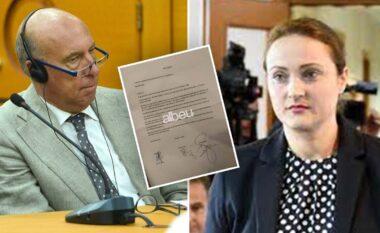Zbulohet letra konfidenciale: Çfarë i shkruan trupa gjykuese e Elisabeta Imerajt, kryetares së KPK