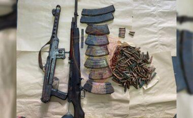Armë dhe municion luftarak, arrestohet 57-vjeçari në Lezhë