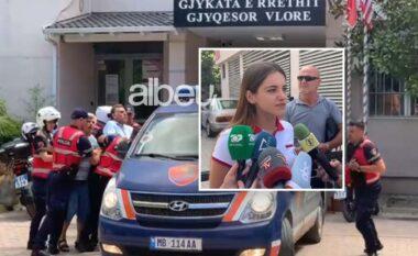 Gjykata la në burg Fatosh Myslimin, e afërmja e tyre: Kanë ngatërruar me qëllim masat e sigurisë (VIDEO)