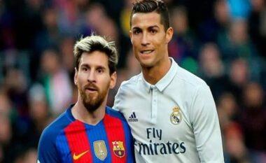 Disa fakte interesante rreth Messit e Ronaldos