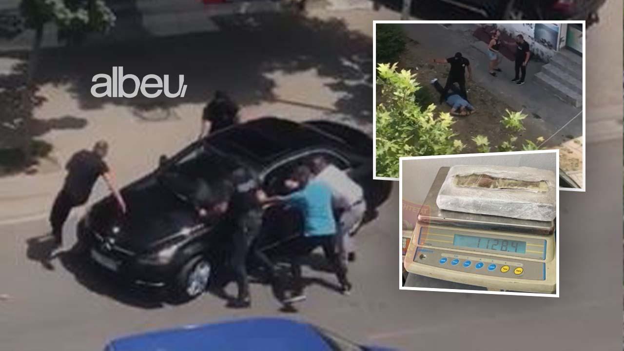 """Aksioni anti-drogë te """"Varri Bamit"""", gjykata lë të lirë të riun që i iku policisë"""