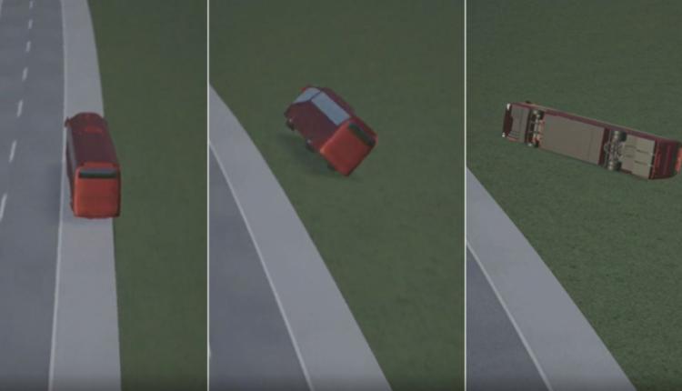 Si ndodhi aksidenti në Kroaci, media kroate publikon pamjet 3D (VIDEO)