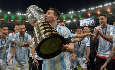 """""""Messi meriton Topin e Artë për të shtatën herë"""""""
