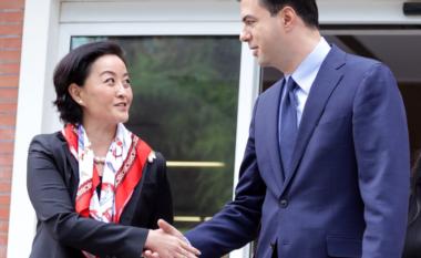 Përjashtimi i Berishës, ambasadorja Kim takim me Lulzim Bashën