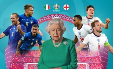 Finalja e madhe Itali-Angli, mbretëresha Elisabetë ka një mesazh të veçantë
