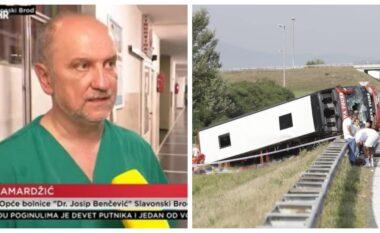 Drejtori i spitalit kroat: 15 pasagjerë të aksidentit tragjik janë në gjendje të rëndë