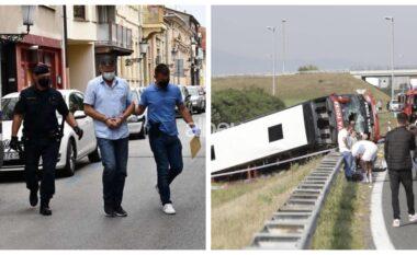 Shkaktoi aksidentin me 10 viktima në Kroaci, gjykata vendos 1 muaj paraburgim për shoferin