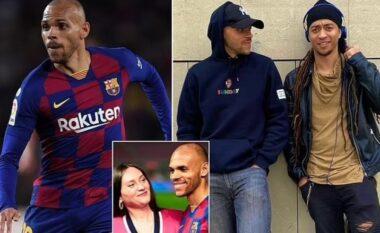 Investime në patundshmëri dhe rrjete biznesesh tjera, Braithwaite është lojtari i dytë më i pasur i Barcelonës pas Messit