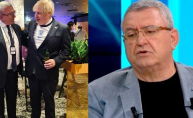 Armando Duka flet për takimin me Boris Johnson: Çfarë më tha për Shqipërinë