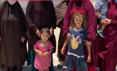 Familjet shqiptare nxirren nga kampi i ISIS