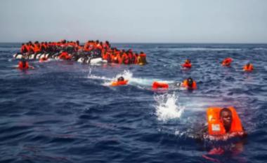 Përmbytet anija me emigrantë, humbin jetën 43 persona