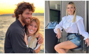 E lumtur në krahët e aktorit turk, por çfarë mendon vjehrra për Diletta Leottën (FOTO LAJM)