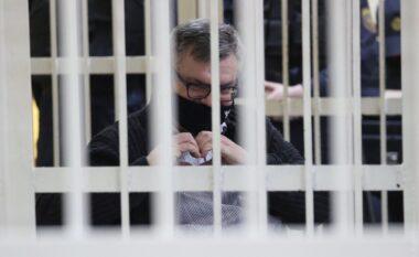 Bjellorusia dënoi me 14 vjet heqje lirie ish-pretendentin presidencial Babariko