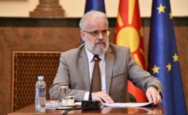 Xhaferi flet pas akuzave të opozitës për fjalimin shqip në Parlamentin Evropian