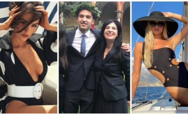 Pas historisë me Eva Muratin, zbulohet lidhja e djalit të Jozefina Topallit me Miss-in shqiptar (FOTO LAJM)