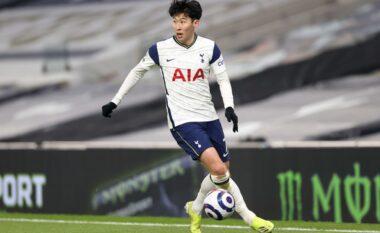 Harry Kane drejt shitjes rekord, Tottenham blindon sulmuesin Son