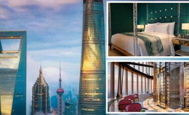 Luksi në qiell, hoteli më i lartë në botë me një restorant në katin e 120-të (FOTO LAJM)