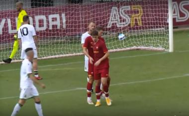 Murinjo nuk e sheh si titullar, Kumbulla i përgjigjet me gol në miqësore (VIDEO)