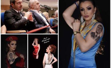 Preferon Ramën e Tahirin si lider, por ka tatuazh Thaçin: Modelja flet për lidhjen intime me djalin e ish-presidentit (FOTO LAJM)