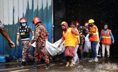 Zjarr në fabrikën e ushqimeve, 52 persona digjen në orar të punës
