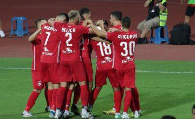 Partizani me shuplakë në ndeshjen e parë të Ligës së Konferencës