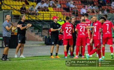"""Partizani bën """"bingo"""", ja shuma e majme që """"demat"""" arkëtuan në Ligën e Konferencës"""