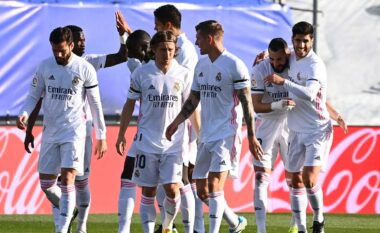 Formacionet zyrtare: Real Madrid-Osasuna