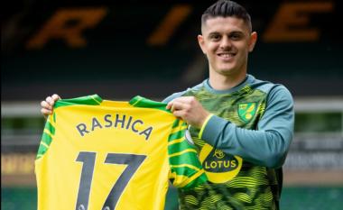 """""""Mirë se erdhe në Norwich"""", Milot Rashica prezantohet te klubi i ri (FOTO LAJM)"""