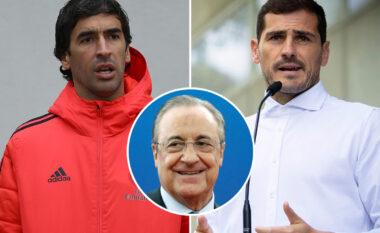 Bëhet publike biseda e transkriptuar e Perez, ku presidenti i Realit i quan mashtrues Casillas e Raulin
