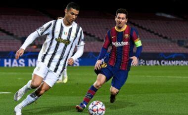 """""""Trofeu Gamper"""" vë sërish përballë Messin dhe Ronaldo, caktohet orari i ndeshjes Barcelona-Juventus"""