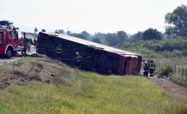 Pesë tragjeditë nga aksidentet me autobusë (FOTO LAJM)