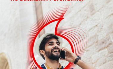 Nga sot, udhëto me rrjetin Vodafone në Ballkanin Perëndimor, pa tarifa roaming