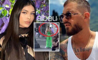 """""""Ka pas një histori"""", Aleksia reagon më në fund pas videos virale të Romeos me bionden (FOTO LAJM)"""